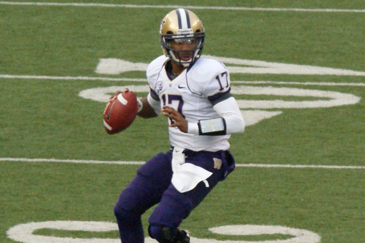 What Washington quarterback Keith Price does, or doesn't do, is always integral to how the Huskies do, and Saturday night will be no exception.