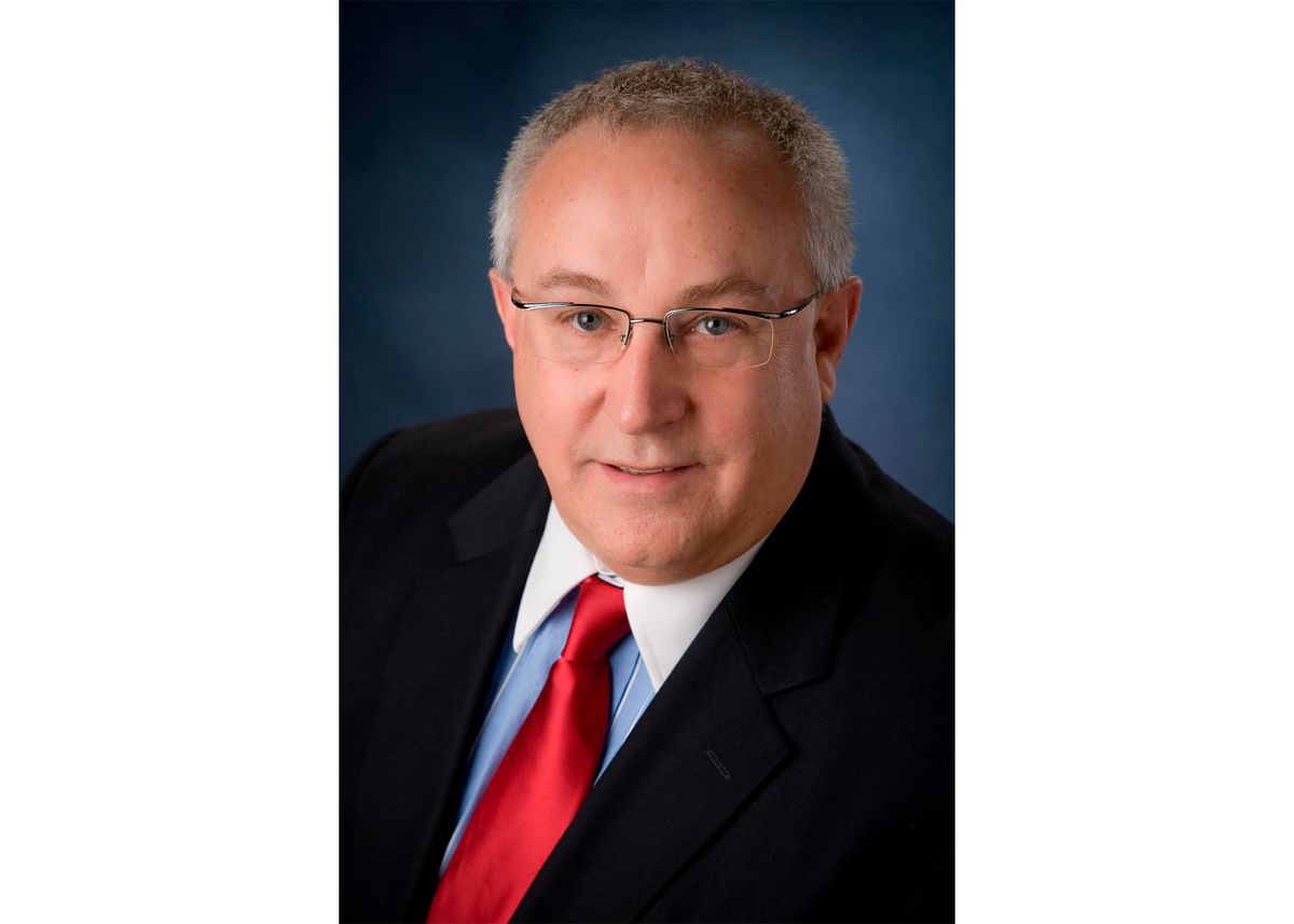 Mike Fricilone, Republican primary election candidate, Illinois Congress, 3rd District.