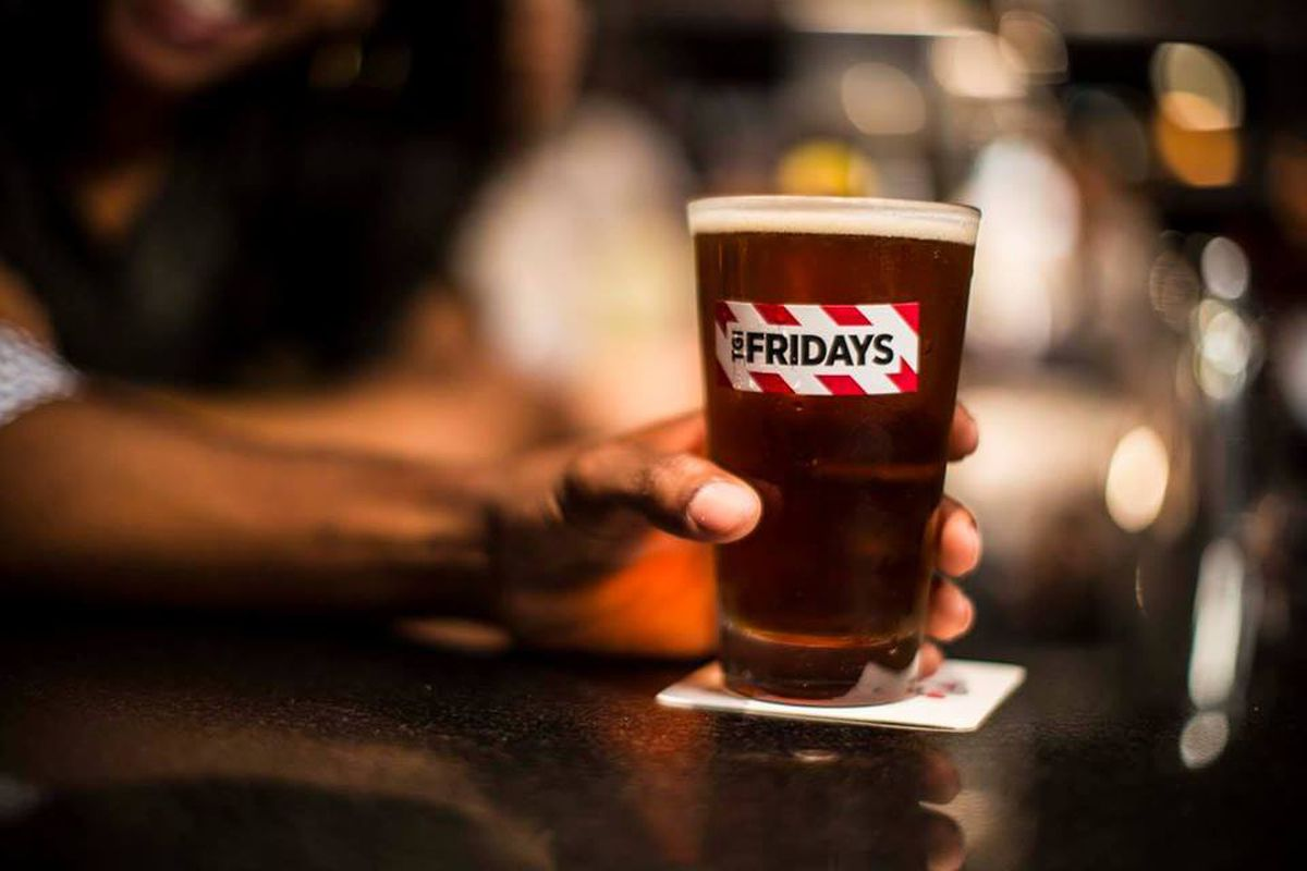 TGI Fridays Tests Food and Alcohol Delivery - Eater