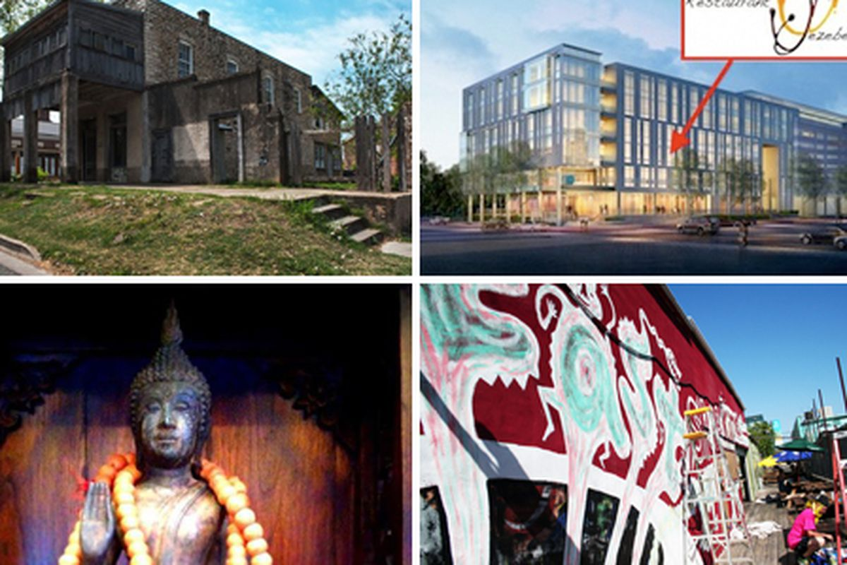 A montage of Austin's most anticipated openings