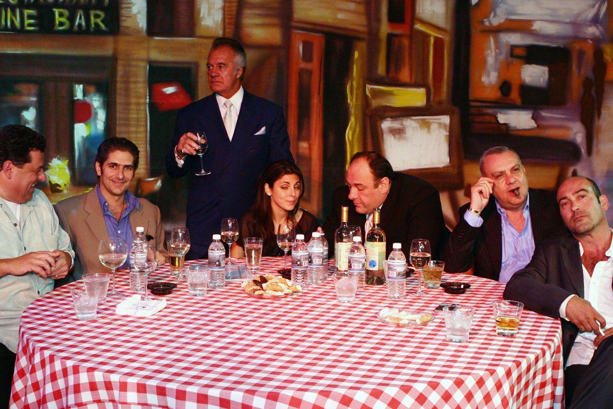 """The Sopranos"" Cast Q&A at Atlantic City Hilton and Resorts Casinos"