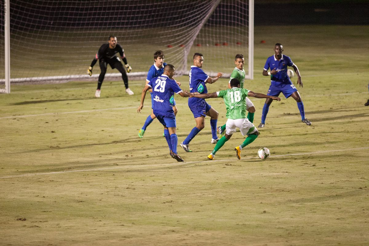 The Blues will attempt to lock down Energy FC.