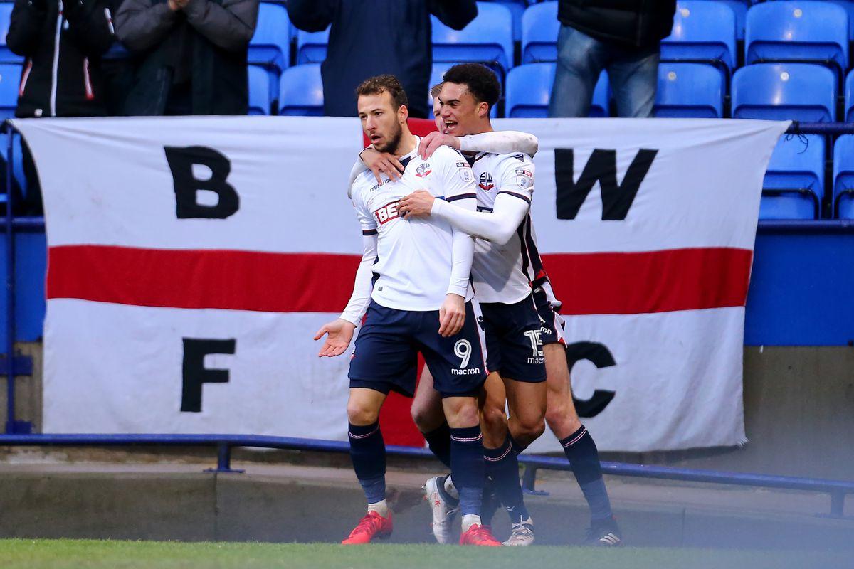 Bolton Wanderers v Fulham - Sky Bet Championship