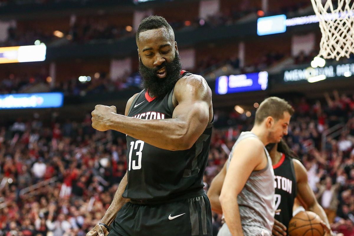 Ugly, Delicious: James Harden Powers Houston in a Grisly ...