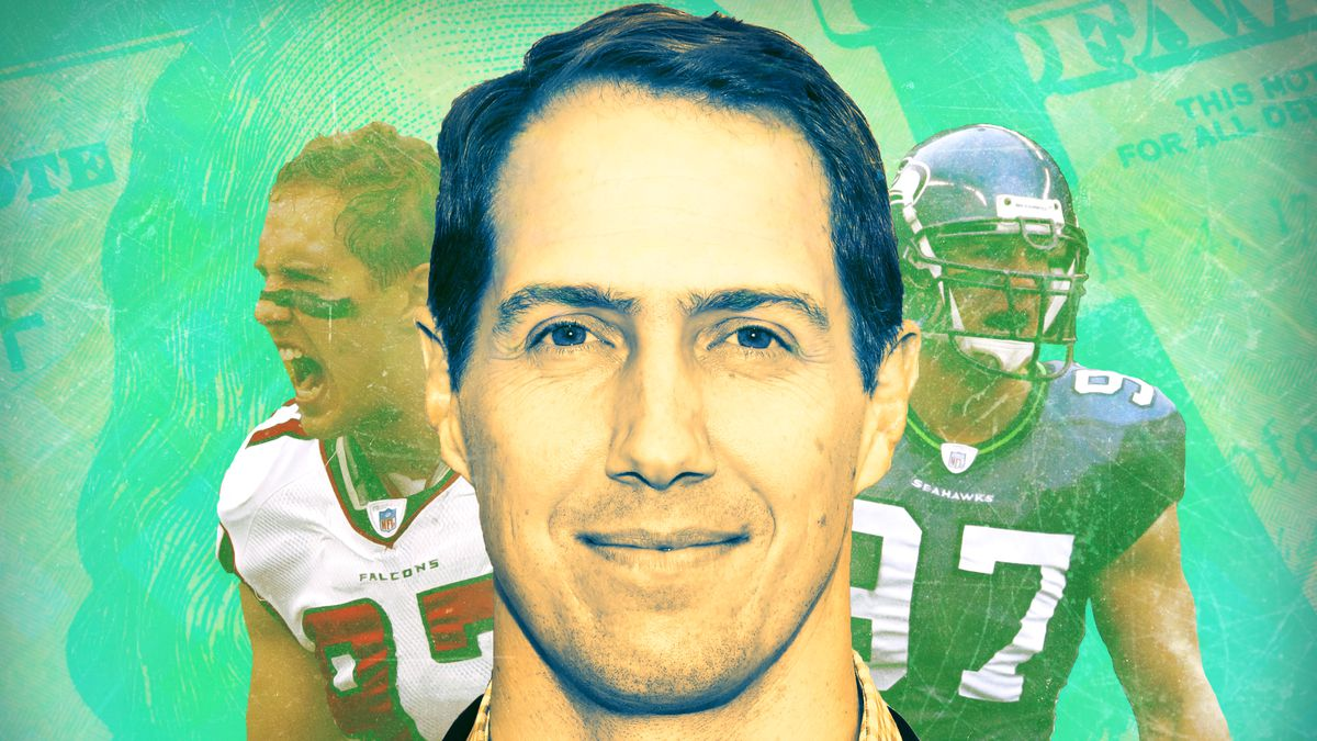 more photos f98dc 774d0 The NFL's Real Spencer Strasmore Is the Anti-'Ballers' - The ...