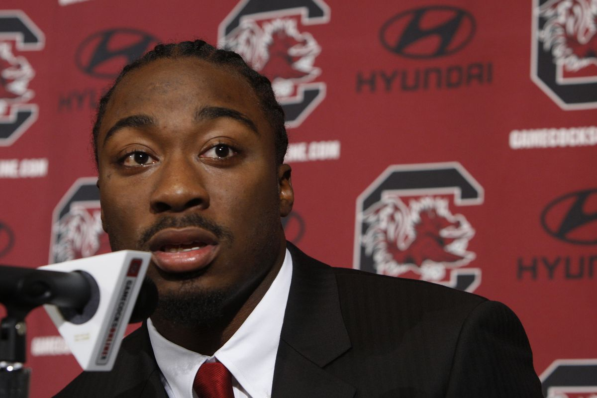 Ex-RB Marcus Lattimore joins SC coaching staff