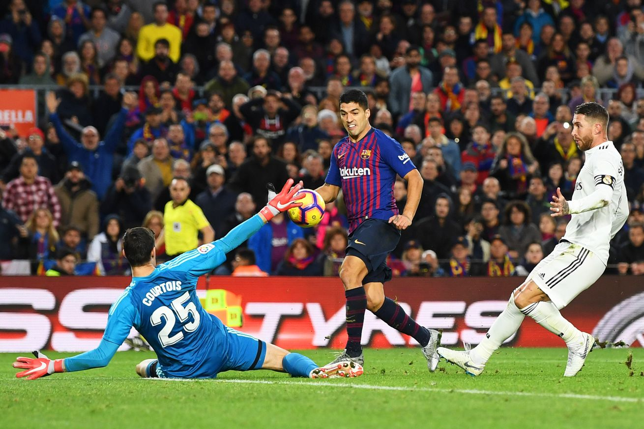 Barcelona 5-1 Real Madrid: Review