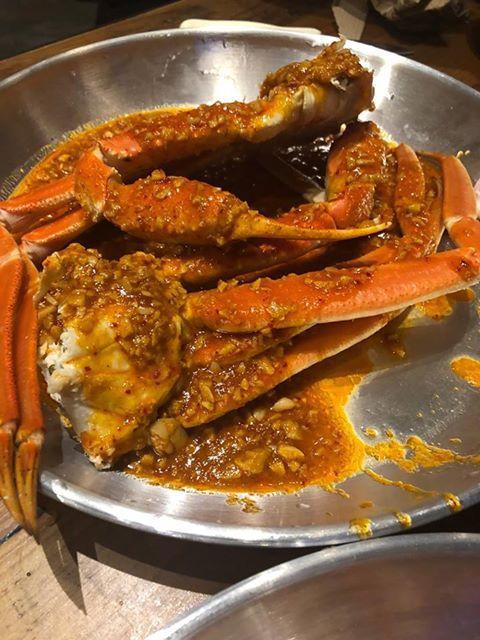 Yummy Crawfish Seafood