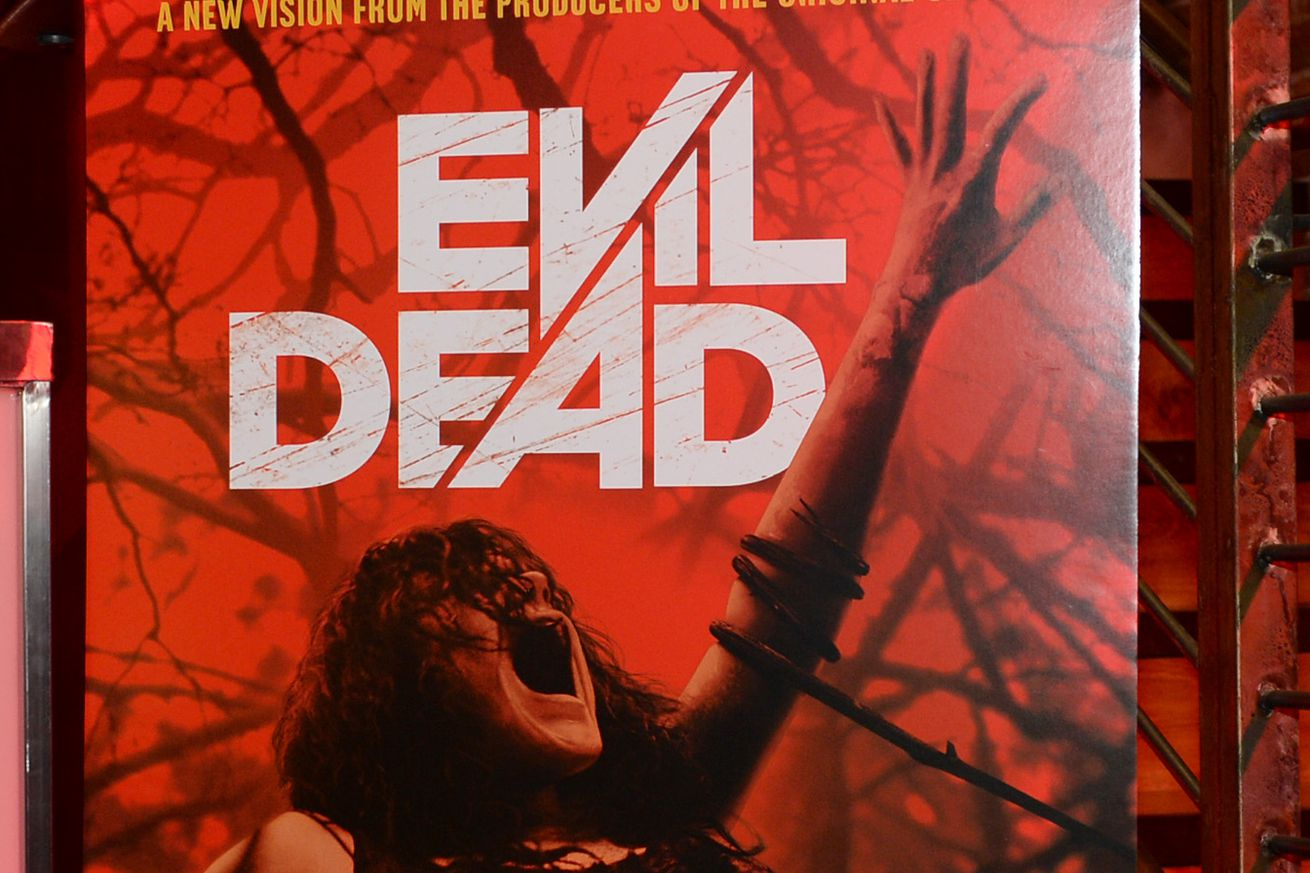 Sony Pictures Home Entertainment And Evil Dead Blu-ray Fan Party At Comic Con 2013