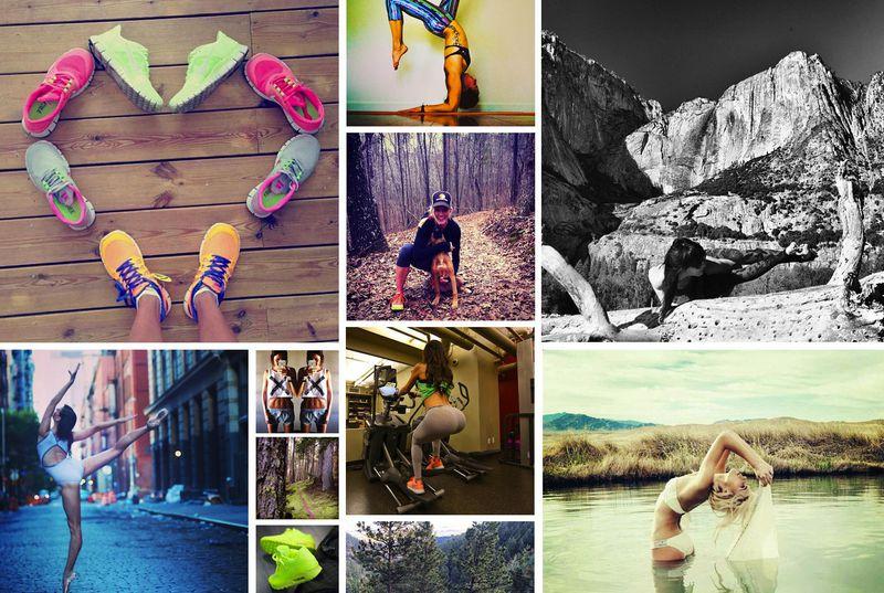 Image result for fitness motivation instagram collage