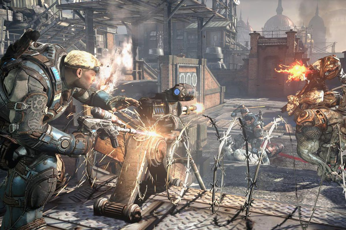 Every Gears Of War Game, Ranked | Game Rant