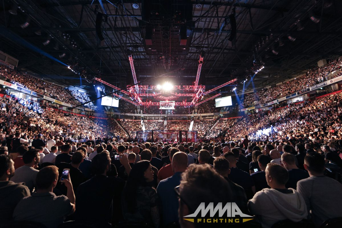 UFC 229 almost sold out; already second-largest gate in UFC history