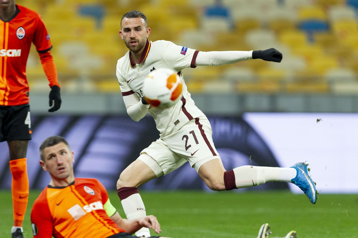 Shakhtar Donetsk v AS Roma - UEFA Europa League Round Of 16 Leg Two