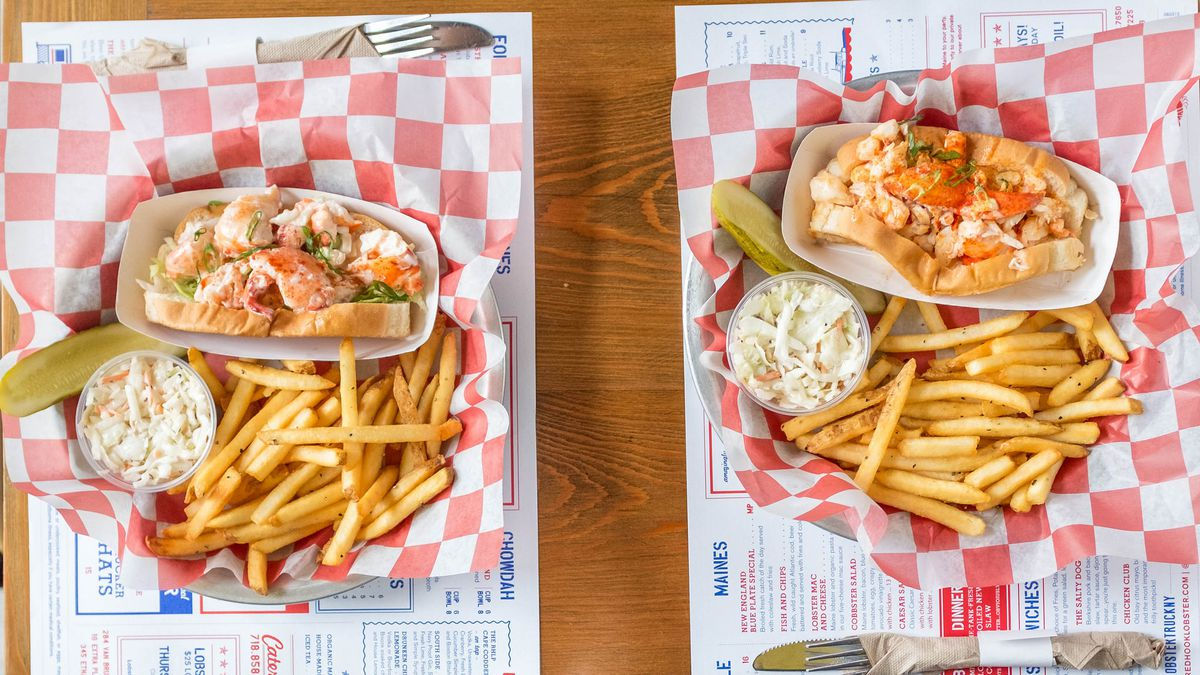 From Maine to NYC, the Story of Red Hook Lobster Pound's Rolls - Eater