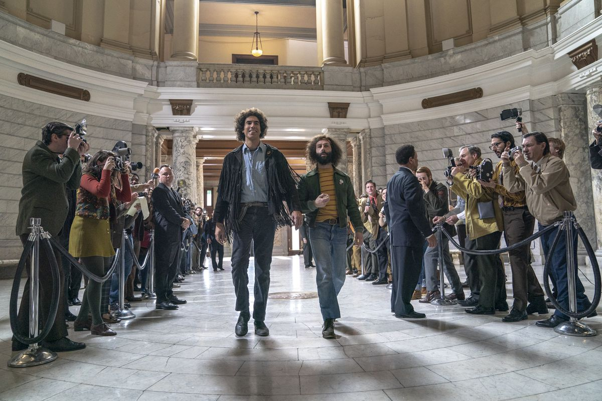 Trial of the Chicago 7' movie review: Aaron Sorkin delivers an instant  classic - Chicago Sun-Times