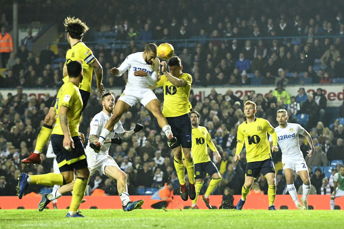 Leeds United v Blackburn Rovers - Sky Bet Championship