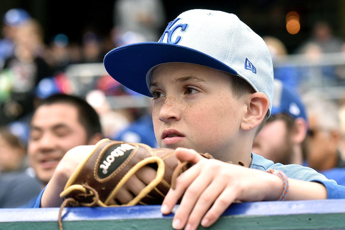 MLB: MAY 02 Rays at Royals