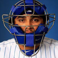 """I'm hiding something too. Don't make me take this mask off."" -- Dioner Navarro"