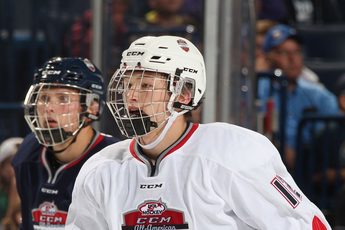 Joey Anderson is now a New Jersey Devils prospect.