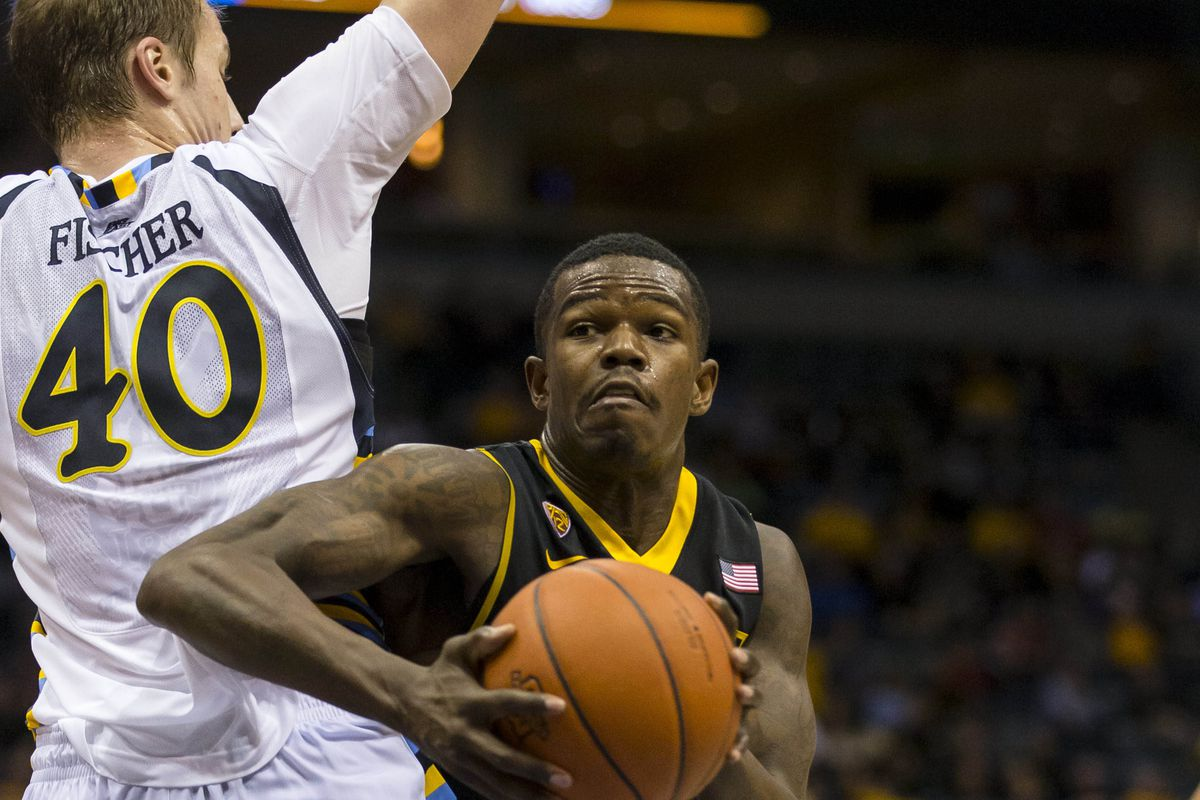 Gerry Blakes Led Arizona State With 20 Points