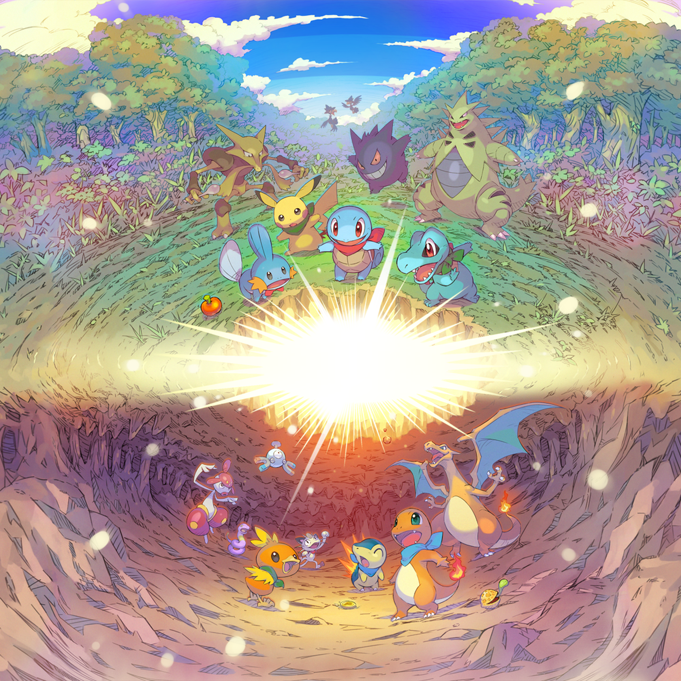 Pokemon Mystery Dungeon Rescue Team Dx Review Better Without