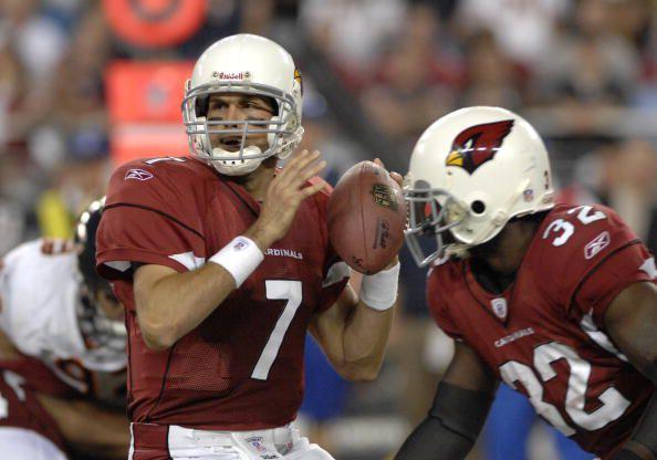 Matt Leinart 2006 Cardinals-Bears comeback