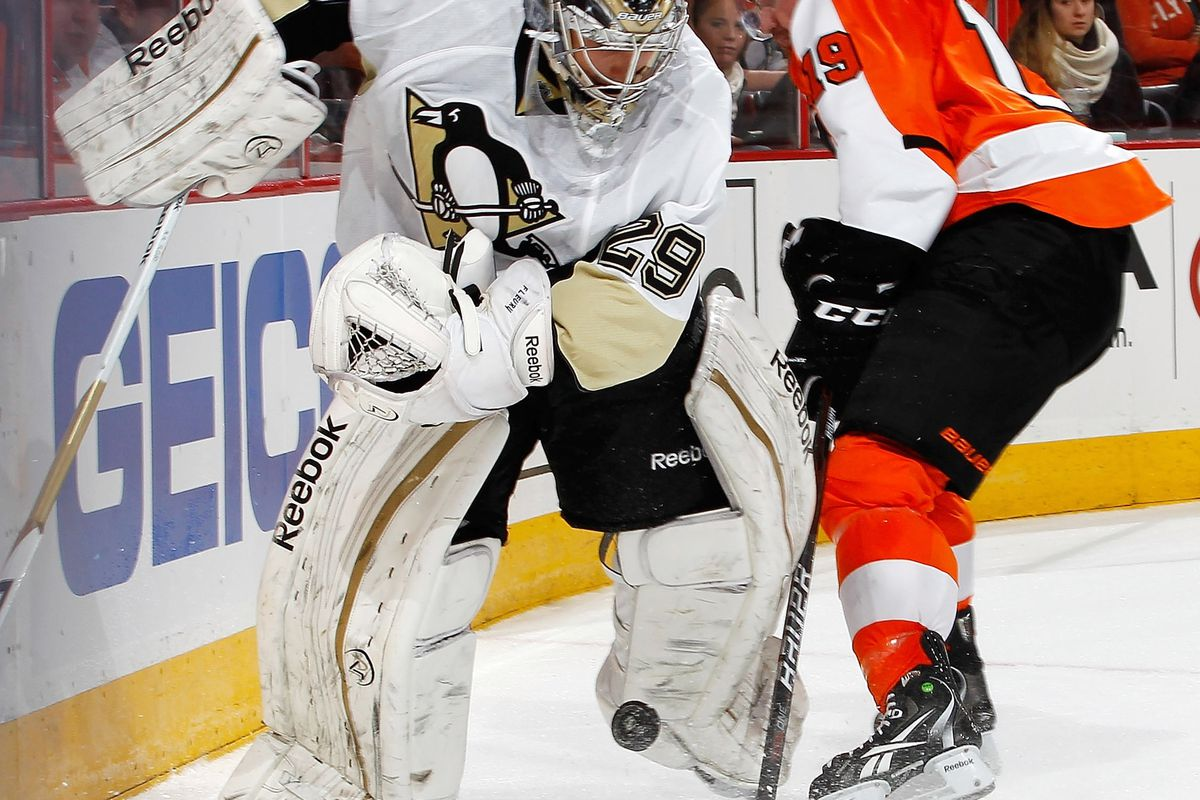 Say hello to your new Penguins leader in goaltending wins.