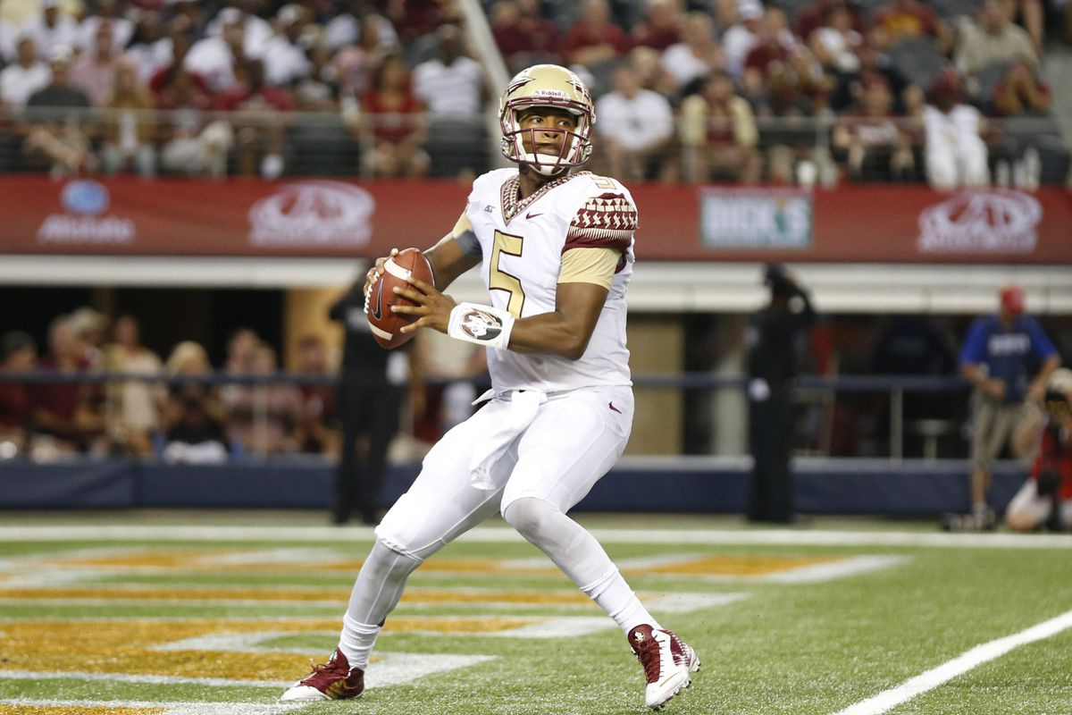 Florida State tops the list in this week's Top 25 polls.