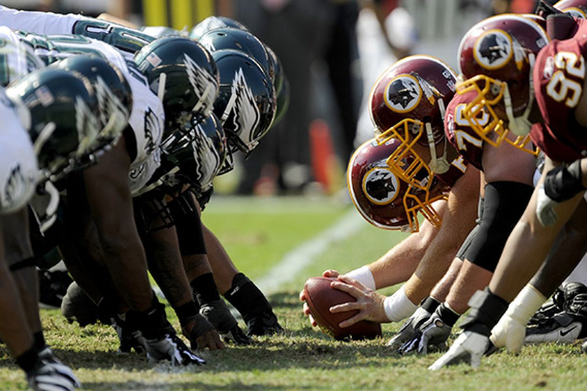 Philadelphia Eagles at Washington Redskins Open Thread - Bleeding Green  Nation