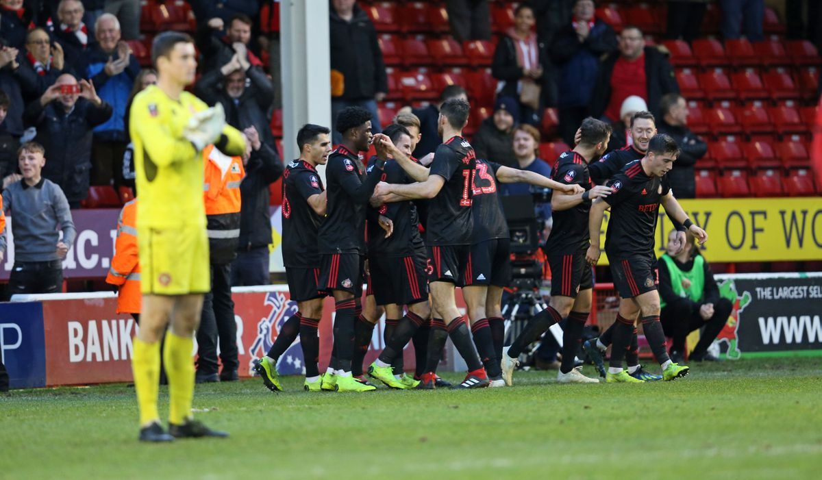 Walsall v Sunderland: The Emirates FA Cup Second Round