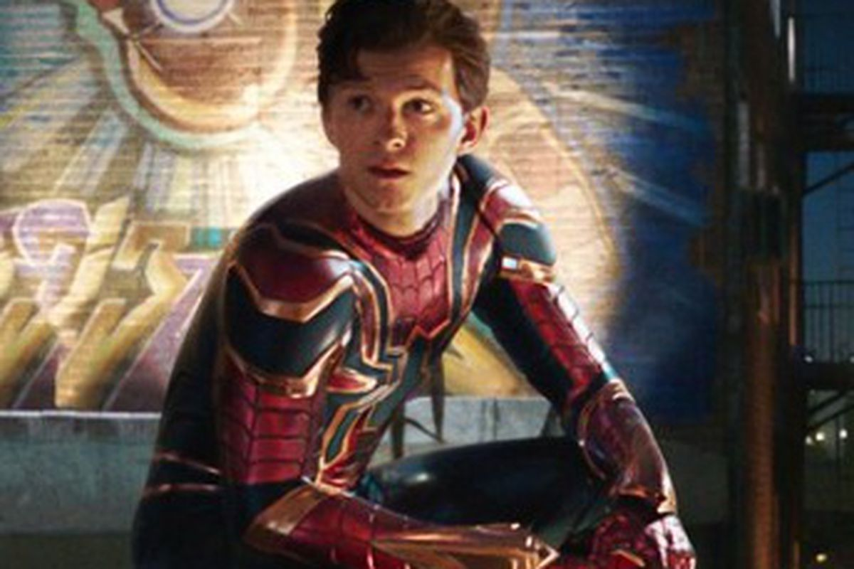 What The Spider Man Far From Home Poster Tells Us About Peter Parker S Future Deseret News