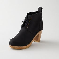 """<span class=""""credit""""><b>No. 6</b> Lace Up Ankle Boot at <b>Steven Alan</b>, <a href=""""http://www.stevenalan.com/LACE-UP-ANKLE-BOOTS/F13_NA_F13-69683,default,pd.html?dwvar_F13__NA__F13-69683_color=MIDNIGHT"""">$395</a></span><p>"""