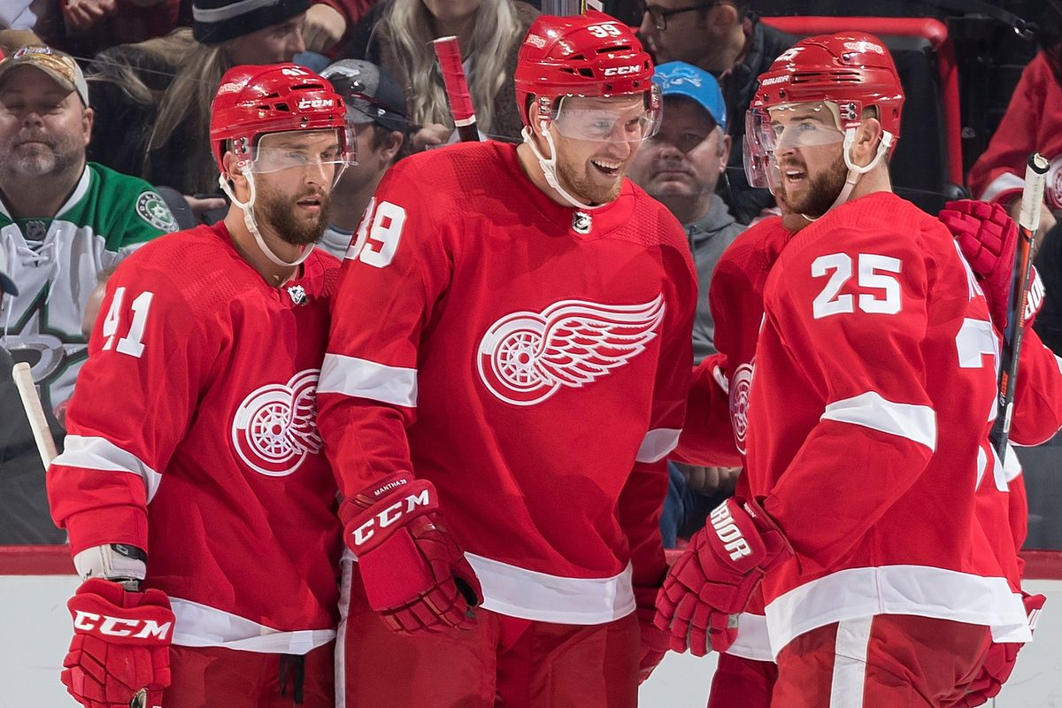 Quick Hits: The Mantha Injury, Defensive Issues & Trade Talk Edition