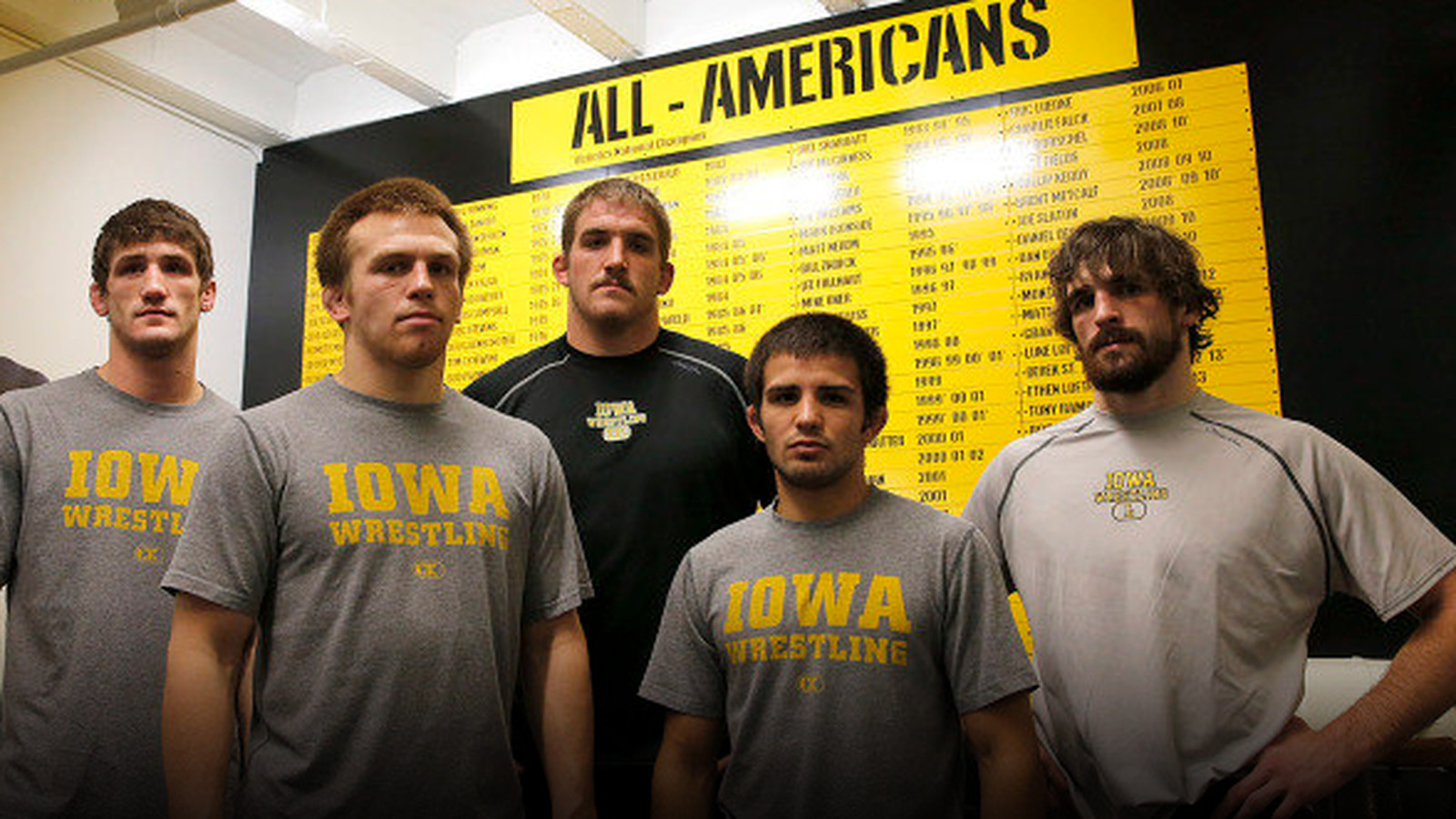 Iowa Wrestling Opens Season With Clean Sweep At Luther