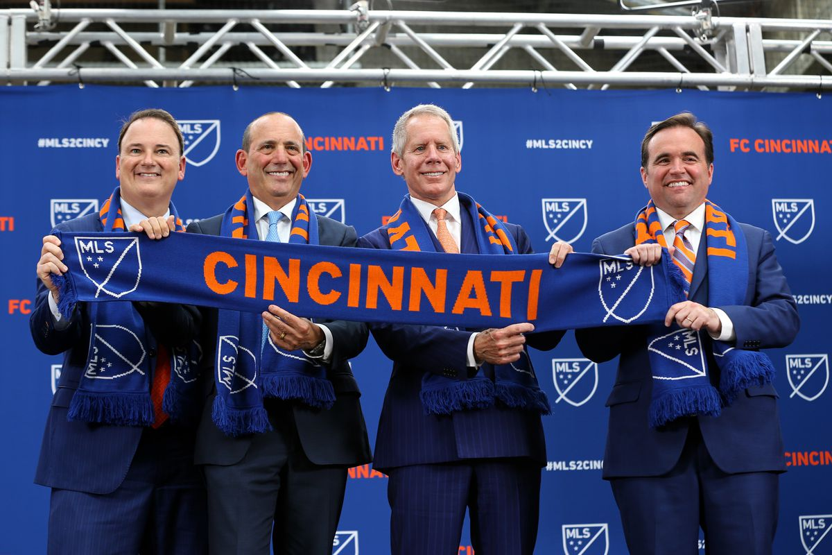 MLS: MLS Expansion-Press Conference