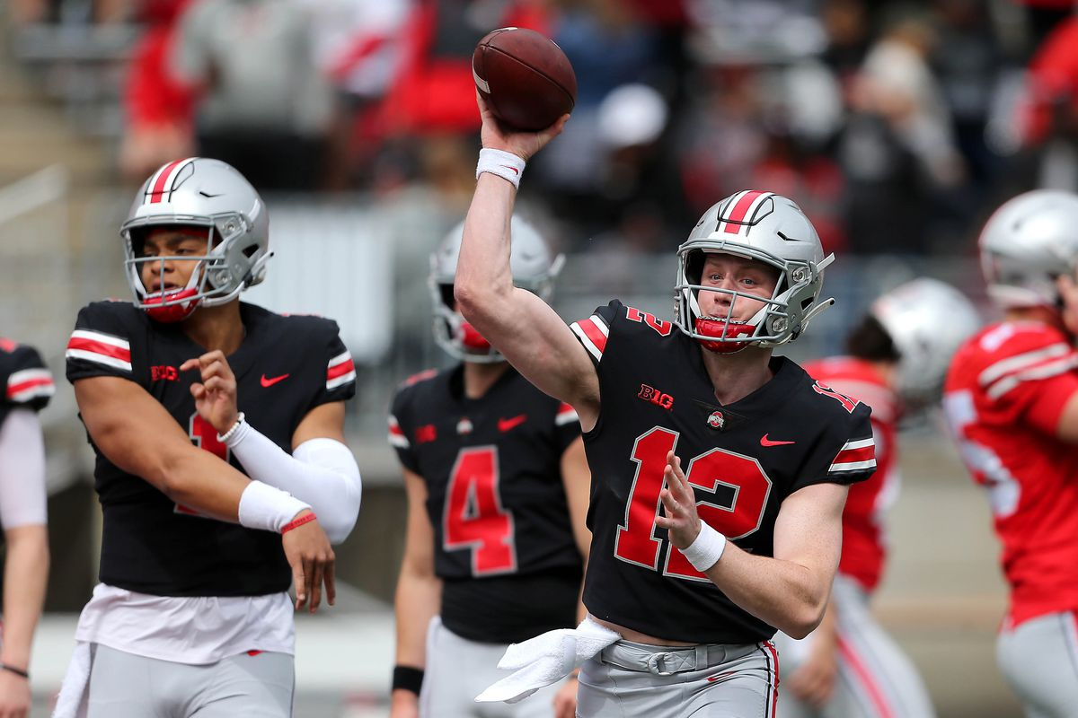 Ohio State's options if quarterback Matthew Baldwin transfers