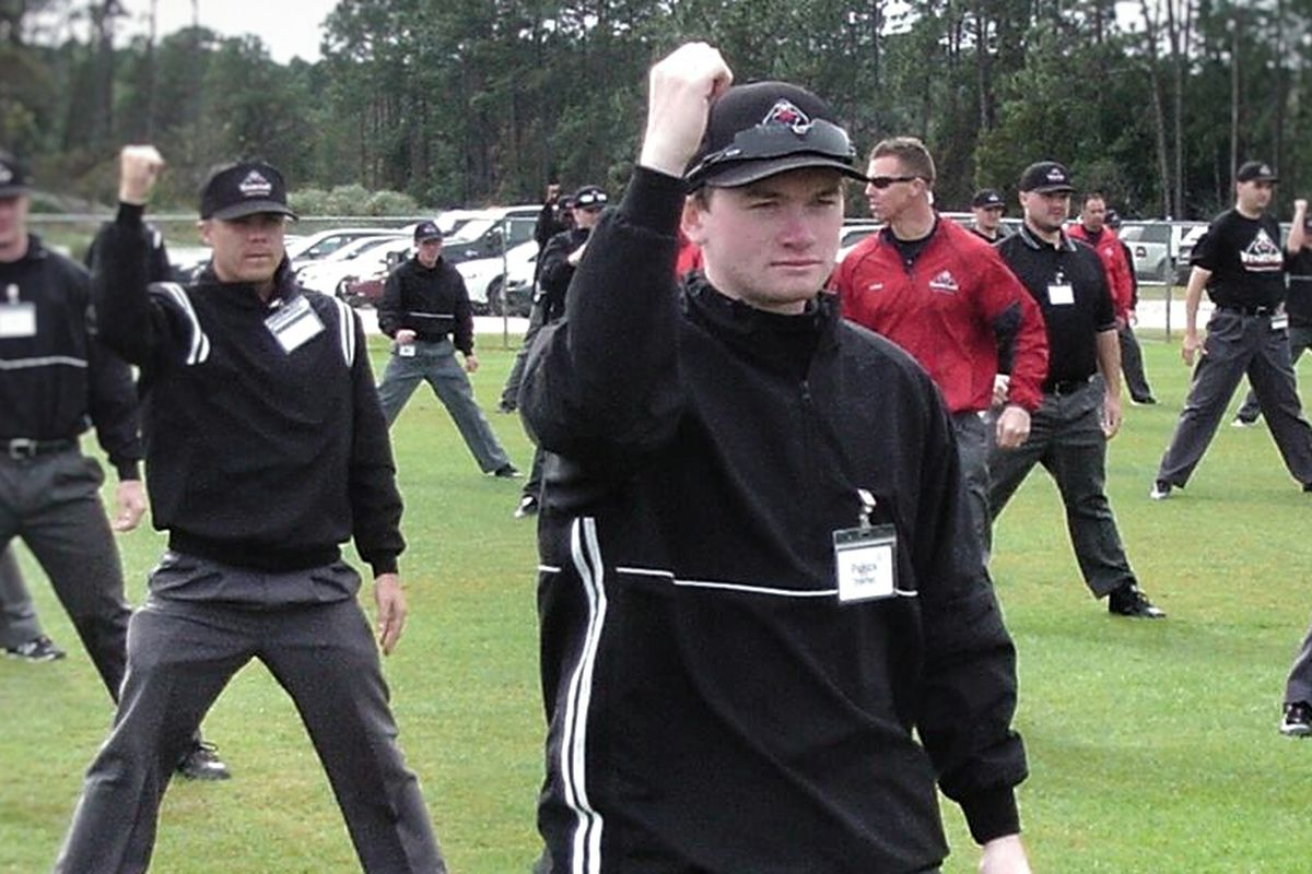 Patrick Faerber attended the Wendelstedt Umpire School and made the Minor League Reserve list.