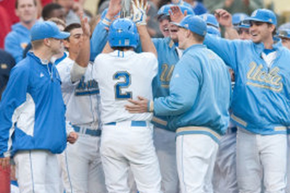 All the Bruins got involved in a dominating win to open the Regional (Photo Credit: Official Site)