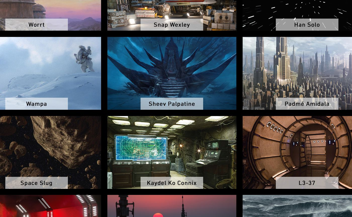 Host Your Next Zoom Call From The Death Star With These Fun Star Wars Backgrounds The Verge