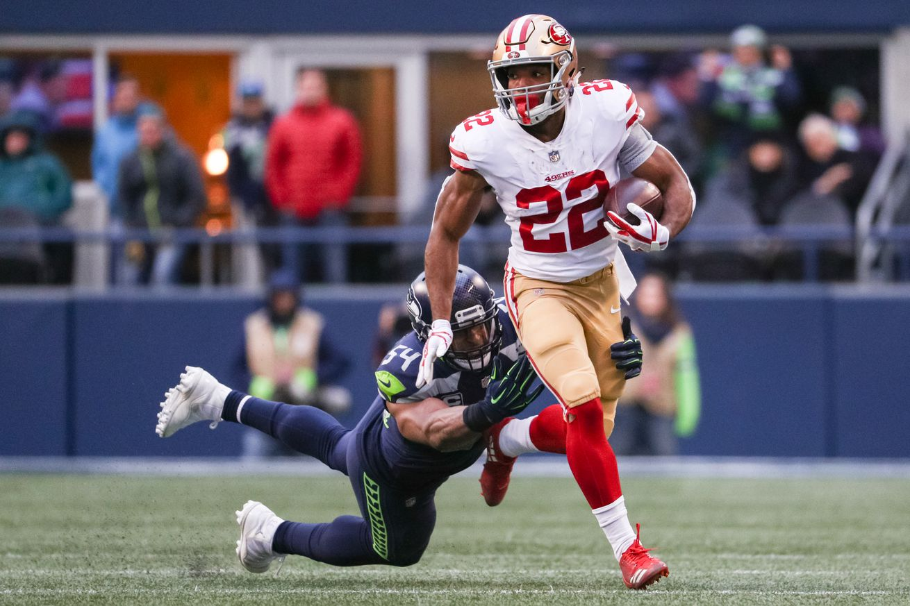 49ers news: Matt Breida opens up on how the 49ers running backs will be used in 2019; along with his 2018 inj…