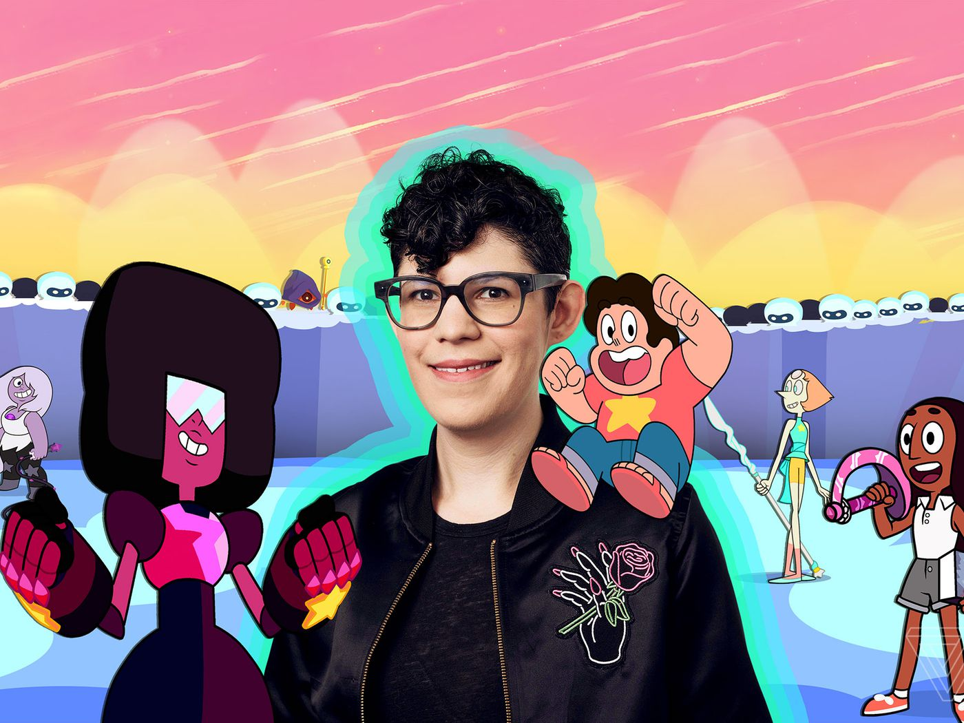Steven Universe Creator Rebecca Sugar On Animation And The Power Of Empathy The Verge