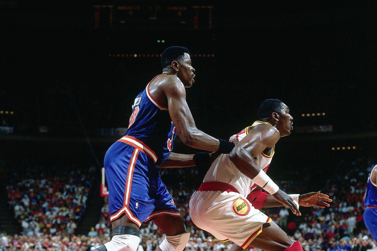 1994 NBA Finals Game 2: New York Knicks vs. Houston Rockets