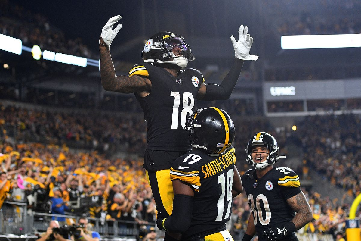 Steelers Dominate The Bengals 27 3 In Prime Time To Claim