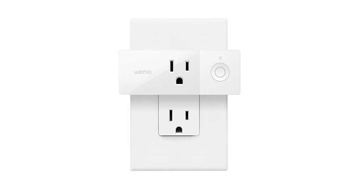 The Wemo Mini is the first device to get software support