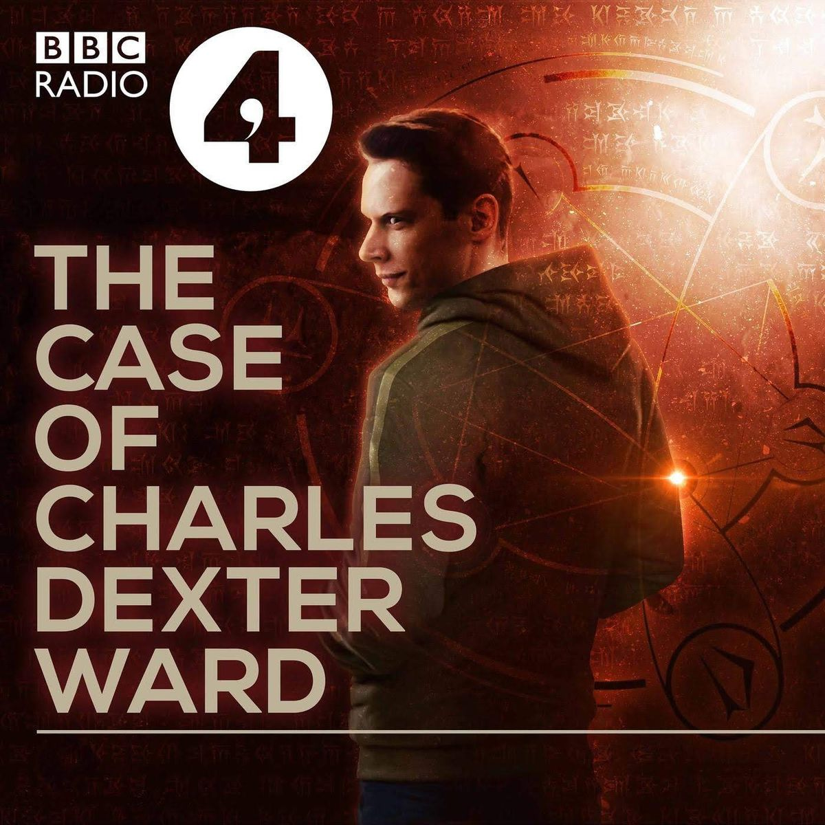 The Case of Charles Dexter Ward podcast is like Serial mixed with
