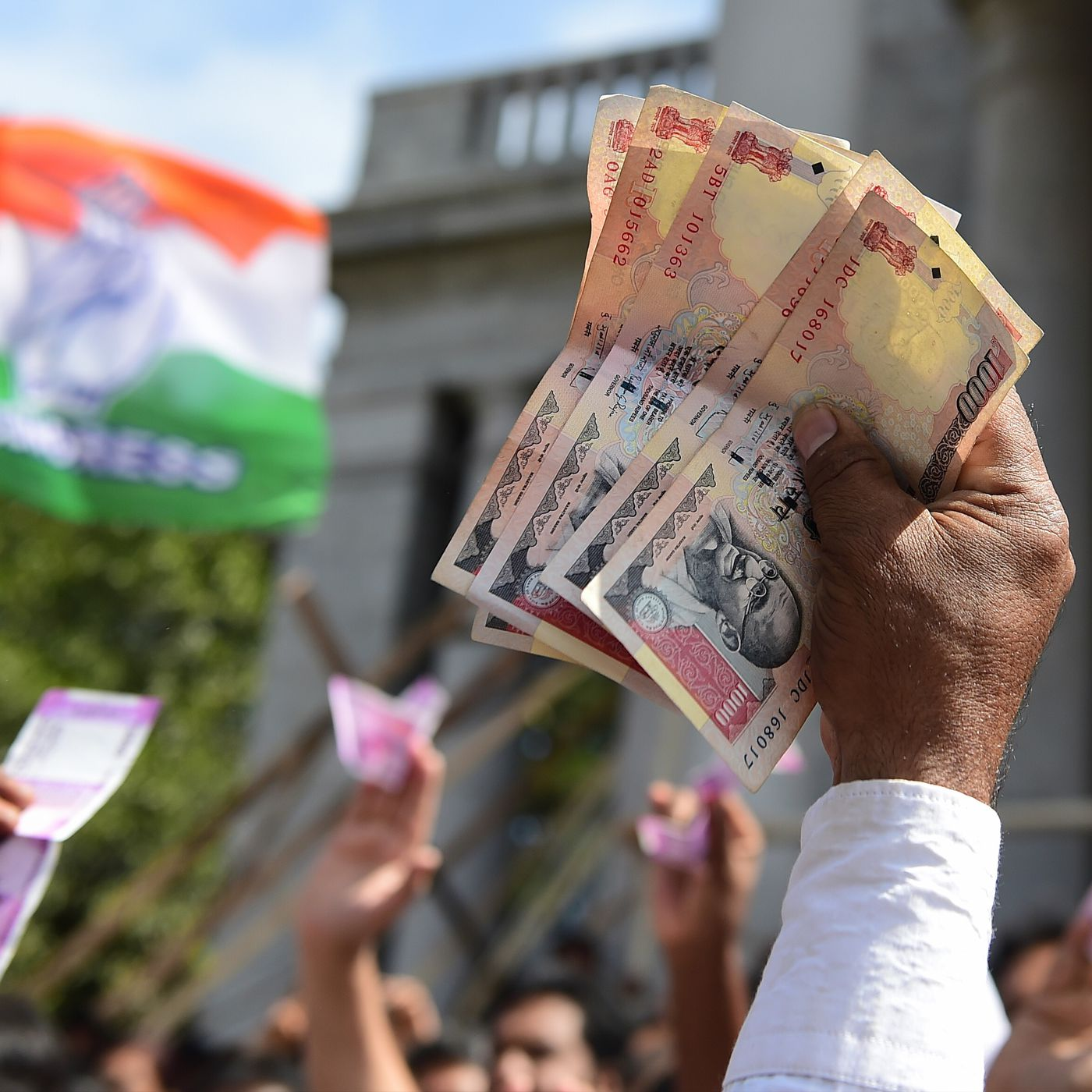 India pulled 86% of its cash out of circulation  It's not