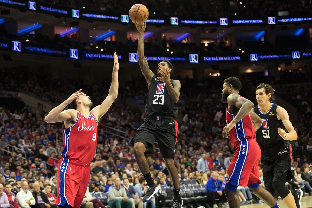 NBA: Los Angeles Clippers at Philadelphia 76ers