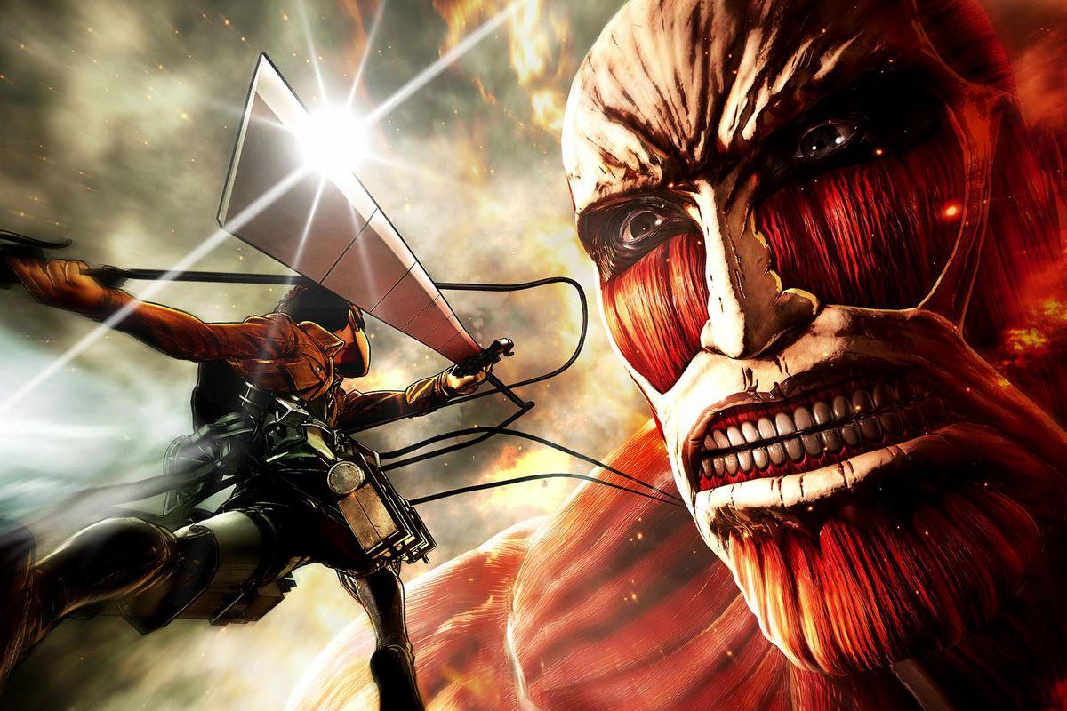 Attack on Titan strategy guide - Polygon