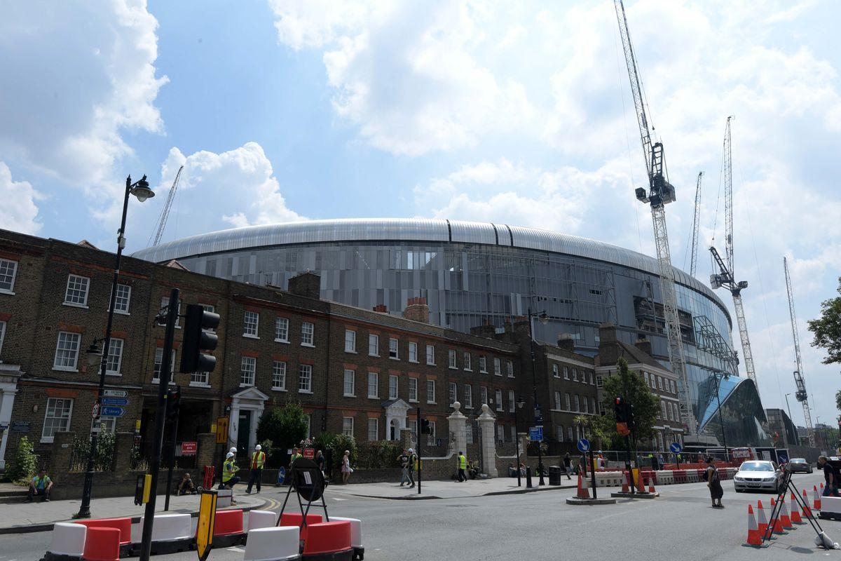 NFL: Tottenham Hotspur FC Stadium Views