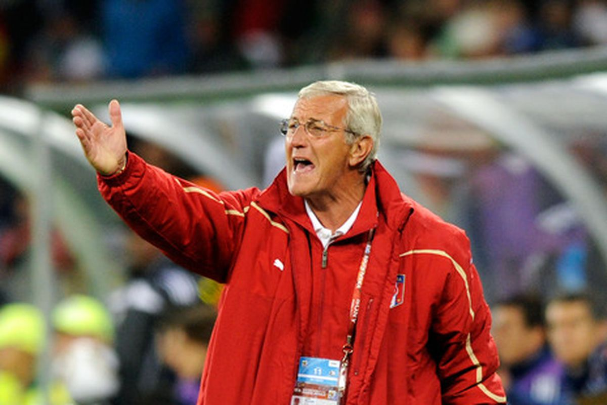 I doubt that Lippi would need to go through a second interview.